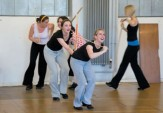 The Pirates of Penzance Rehearsals -